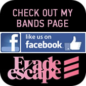 Check out my band - Evede Escape on Facebook!